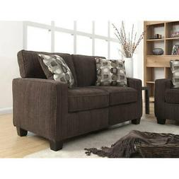 Serta Palisades 61 in Loveseat Couch Great in Dorm Office Gu