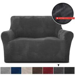 Rose Home Fashion Rhf Velvet Loveseat Slipcover Slipcovers F