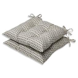 Pillow Perfect Outdoor Seeing Spots Sterling Wrought Iron Se