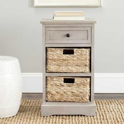Side Table with Storage Best Small Bed Corner Couch Bedroom