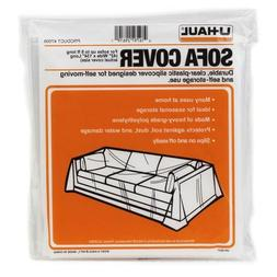 UHaul Sofa Couch Loveseat Moving & Storage Clear Cover Up to