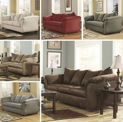 Sofa Couch Sofas Couches Living Room Furniture Brown Gray Re