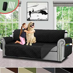 Vailge Sofa Covers for Dogs, Reversible Sofa Cover, Couch Co