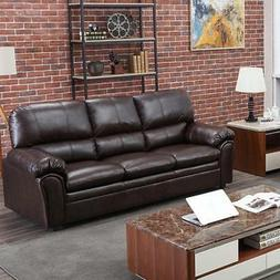 Sofa Leather Couch Sofa Contemporary Sofa Couch for Living R