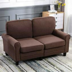 Sofa Set living Room Loveseat Couch Sectional Sofa 2 Seater