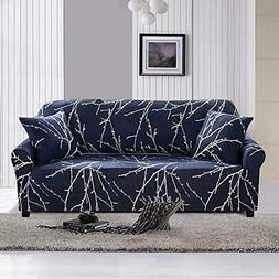 Sofa Slipcovers Printed Cover Stretch Couch For Couches And