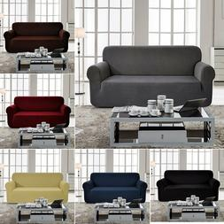 Stretch Sofa Covers Couch Cover Elastic 1 2 3 4 Seater Slipc