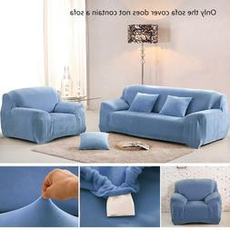 Thick Seats Sofa and Couch Covers Elastics Furniture Velvet