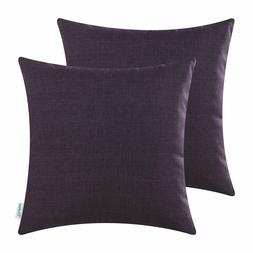 CaliTime Throw Pillow Cover for Couch Sofa Home Decor, 18 X
