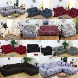 Universal Stretch Chair Sofa Covers 1 2 3 4 Seater Protector