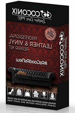 Coconix Upholstery Vinyl and Leather Repair Kit Furniture Co